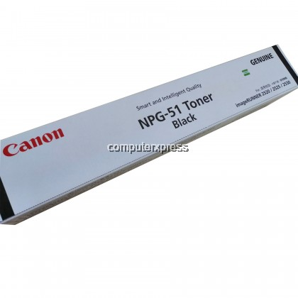 Canon Ink NPG-51 Black Toner iR2520/2525/2530 (GENUINE)