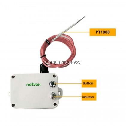 Netvox R718B Wireless Temperature Sensor with external probe